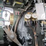Кабина машиниста C61-20