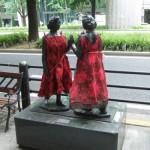 japan_midosuji_red_cloth_06