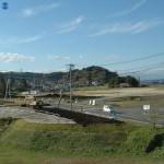 Археологический памятник Янаги-но Госё находится на реконструкции. Хираидзуми, префектура Иватэ. 2007 г.