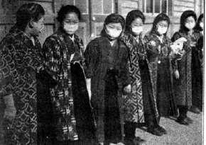 Удивительная история защитных масок для лица в Японии
