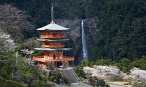 Кумано Нати и водопад Нати
