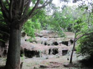 Самурайское кладбище Мандарадо Ягура