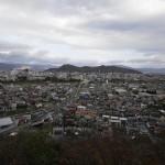 Район Ватари города Фукусима, 20-е ноября 2011 г. По словам экспертов, возможно, что уровень радиации здесь так и останется слишком высоким