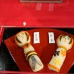 Кокэси, которые тоже происходят из Тохоку