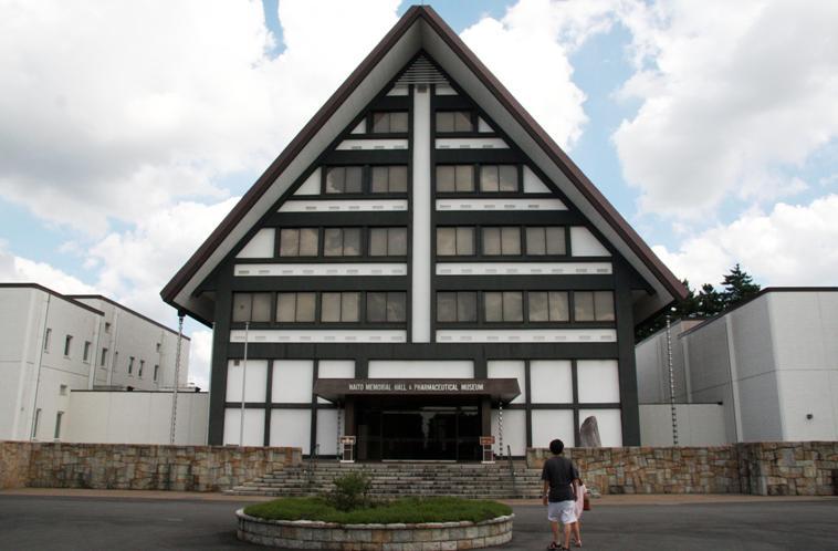 Краткая история японской фармакологии