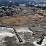 Практически стёртый с лица земли г. Томиока (Tomioka), префектура Фукусима. 26-е февраля 2012 г.