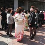 На сем официозная часть дня закончилась и народ начал гулять