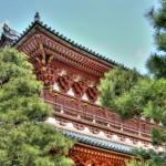 Один из более старых традиционных храмов