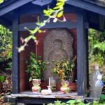 Крошечный храм по пути