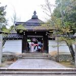 Один из меньших храмов