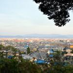 Отсюда можно увидеть Киото