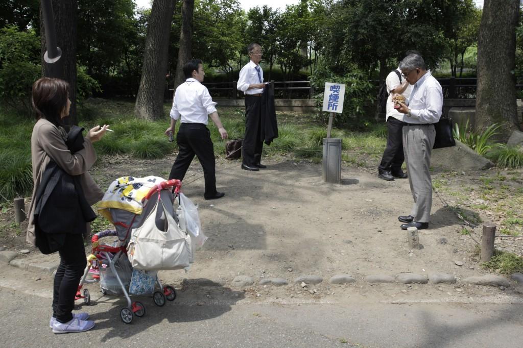 Всемирный день без табака в Японии