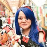 Коюки, домохозяйка: «Возможность выделиться. Япония всегда одна и та же, так что время от времени я люблю выделиться из толпы».