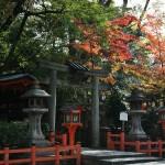 Это в храме Ясака
