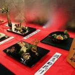 Набор блюд в теме нового года