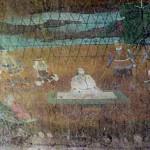 Вот, скажем, всякие мутные картинки, изображающие процесс казни на берегу Камо-гавы