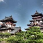 Реплика замка Тоётоми Хидэёси