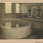 Помывочная комната с ванной