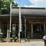 Общий вид на хондо, основное здание храма