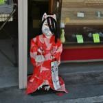Красотка-кицунэ Коко-тян живет в лавке традиционных сладостей