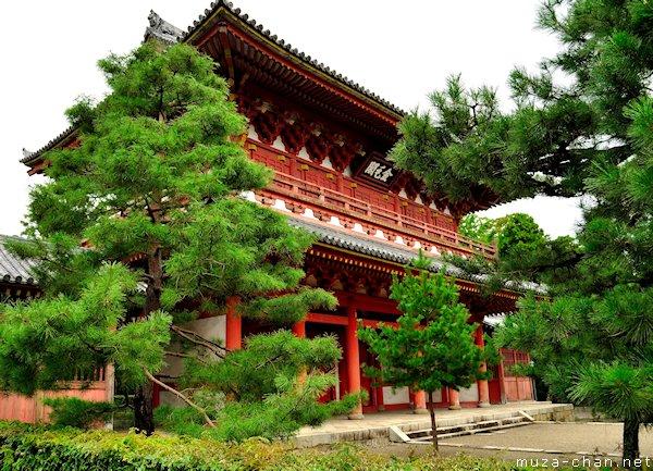 kinmokaku-gate-daitoku-ji