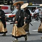 Пешие самураи