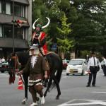 Рогатый дяденька - Такигава Кадзумасу, соратник Нобунаги
