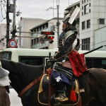 Сибата Кацуэ. Не только соратник Нобунаги, но и родственник: был женат на младшей сестре Нобунаги