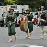 Оркестр сопровождения в виде барабана