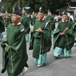 Еще группа священников рангом пониже