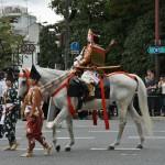 """Прекрасная воительница смутного времени на грани Хэйана и Камакуры, также героиня эпоса """"Хэйкэ Моногатари"""", Томоэ Годзэн"""
