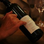 """""""Каберне Совиньон"""", винтаж 2011 года. С персональным номером бутылки - это вам не ширпотреб, это уникальное пойло"""