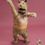 """Автор - Ои Такако 大井隆子. Название - """"Инстинкт"""". Коты направляют человеков"""