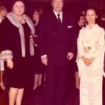 С наследниками русского престола Великой княгиней Леонидой и Великим князем Владимиром Романовыми