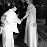 На приеме у короля и королевы Испании