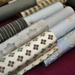 """Ткани для кимоно """"комон"""" - набивной рисунок. Тоже недорогие и неформальные"""
