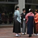 Единственный обнаруженный мальчик в кимоно. Причем, если судить по гербам, кимоно свое, не прокатное