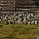 Во время Камакуры (XIII век) храм перешел от секты Сингон к секте Чистой Земли, в чьем владении и остается, поменяв название на Нэмбуцу-дзи