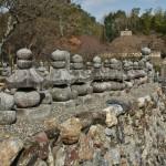 """Это тоже кладбище, только """"условное"""", с надгробными камнями, собранными на горе"""