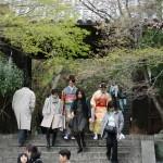 Это парадные ворота храма