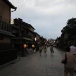 Самое время заглянуть на знаменитую улицу Киото - Ханами Кодзи