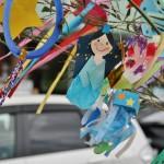 Орихимэ радуется своему празднику