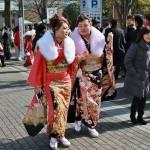 К частым вопросам: можно ли упаковать в кимоно девушку нестандартной комплекции? Все можно